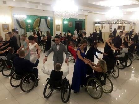 V Мальтійський приятельський бал для людей з обмеженими фізичними можливостями