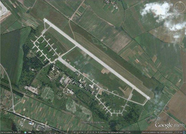 Коломийський аеродром. Фото з відкритих джерел