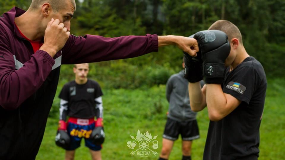 Прикарпатські кікбоксери готуються до міжнародного турніру (відеосюжет)