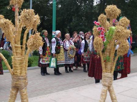 Жителі Тлумаччини взяли участь у фестивалі народної творчості українців у Латвії