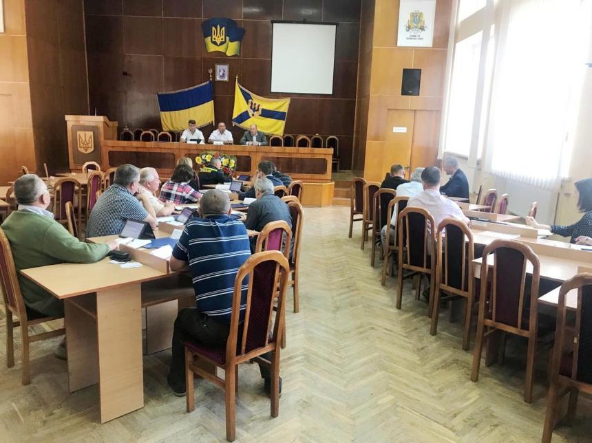 У Снятинському районі відбулося командно-штабне навчання