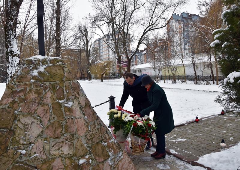 Делегація з Республіки Польща відвідала Івано-Франківськ (фоторепортаж)
