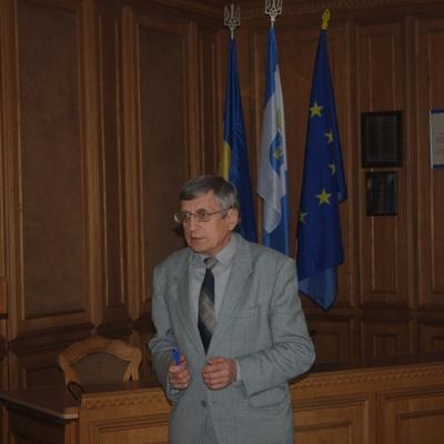 Іван Дмитрученко - розробник програми від міськвиконкому