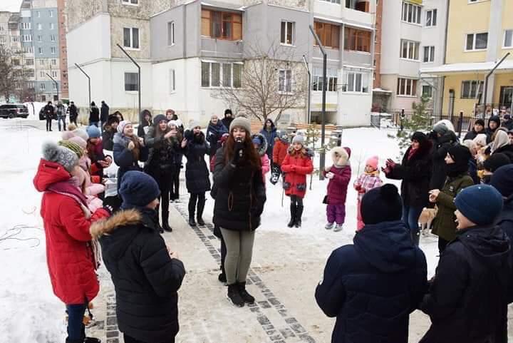 У Франківську відкрили сквер Івана Миколайчука (фоторепортаж)
