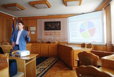 М.Карпаш презентує Програму