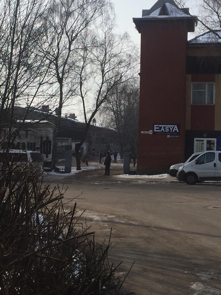 В Івано-Франківську розбирають на брухт ще одне підприємство (фото)