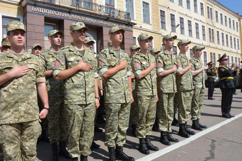 В Івано-Франківській області триває призов офіцерів запасу
