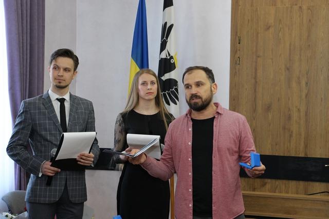 Кращих театралів Прикарпаття відзначили престижною премією (фоторепортаж)